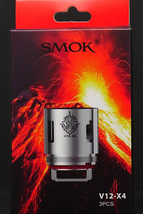Smok TFV12 King V12-X4 Coils