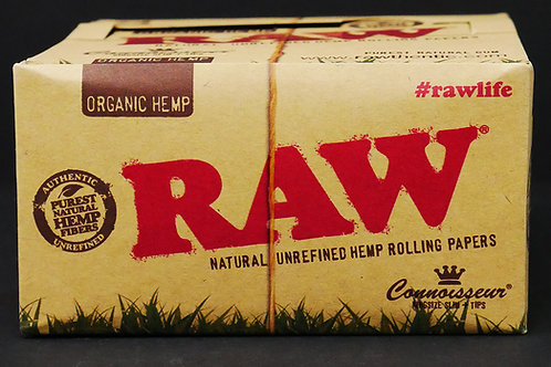 Raw Organic King Size Connoisseur