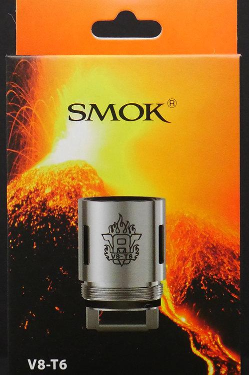 Smok TFV8 V8-T6 Coils