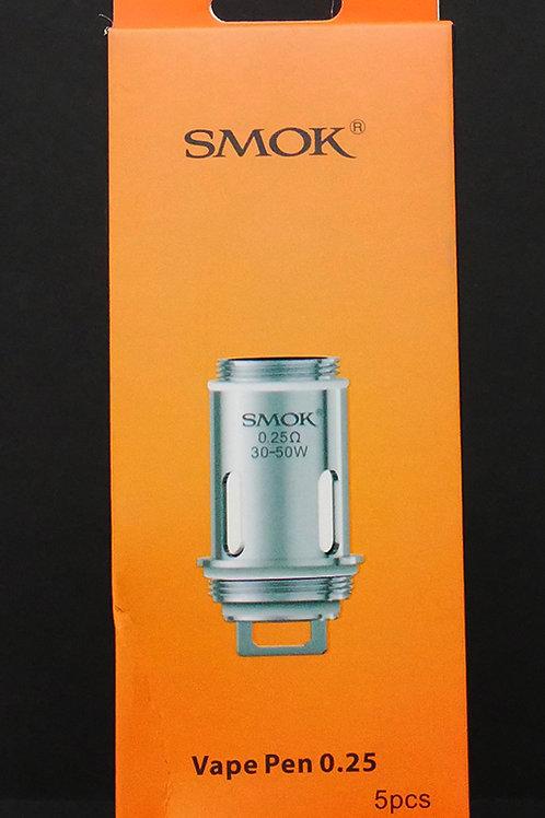 Smok Vape Pen 0.25 Coils