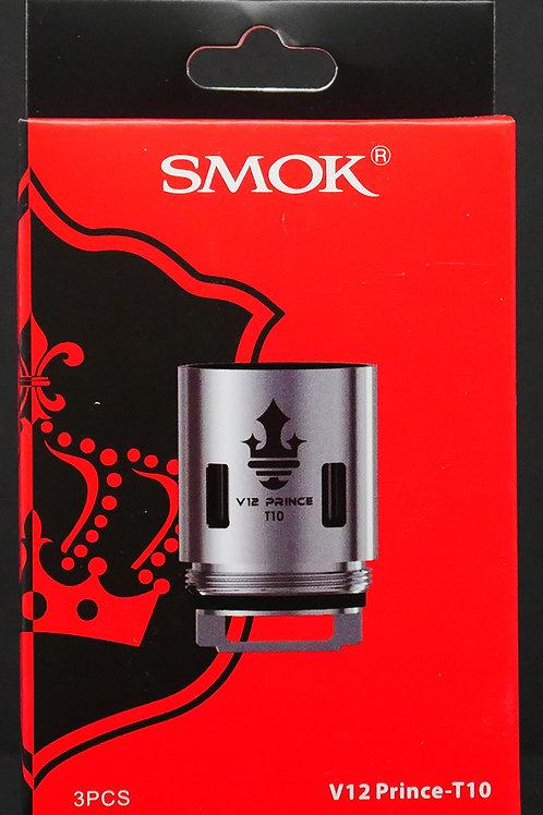 Smok TFV12 Prince - T10 Coils