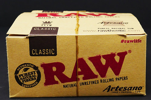 Raw Artesano King