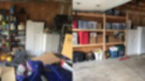 Garage Organizing Service Denver Boulder