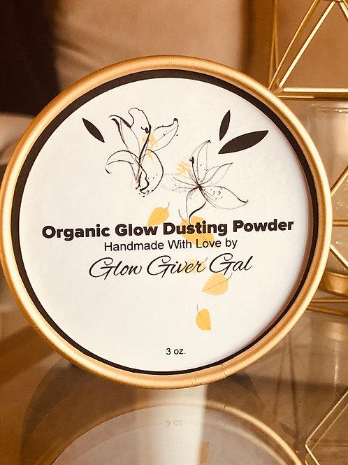 Organic Glow Dusting Powder