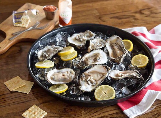 Cajun Boys and Our Poboys | Raw Oysters