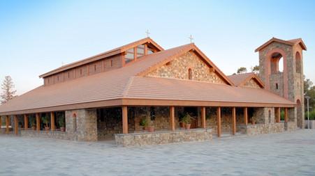 Ιερός Ναός Αγίας Βαρβάρας