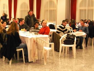 Δείπνο για τους νεους 2011