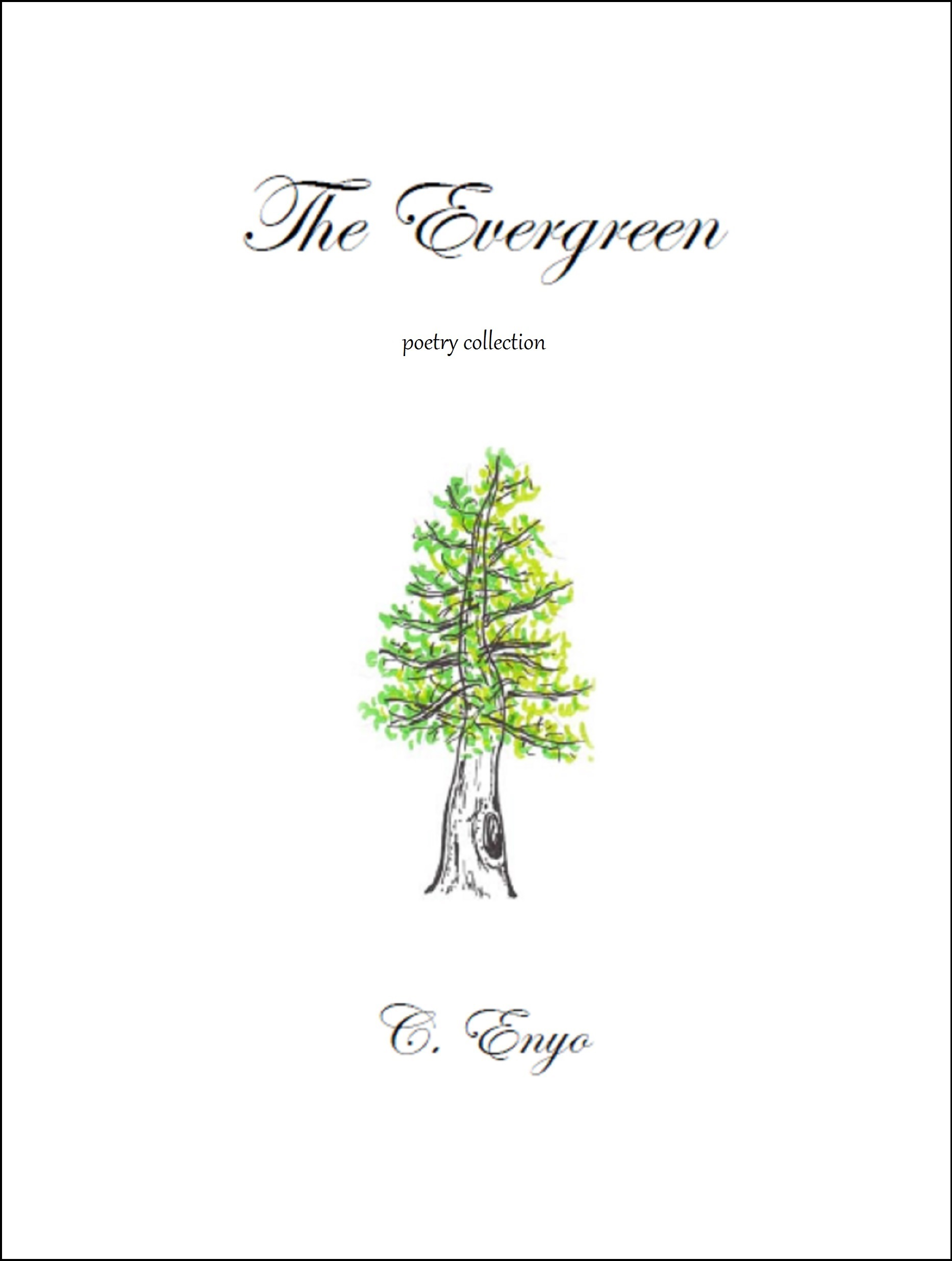 The Evergreen cover