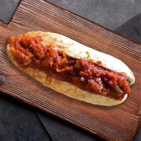 Hot dog promotion