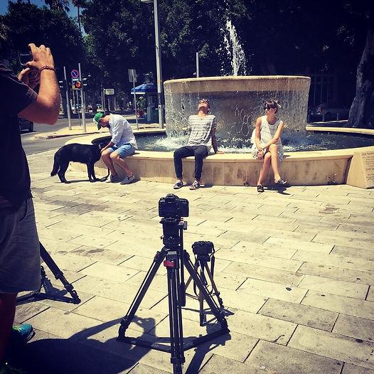 video art shooting