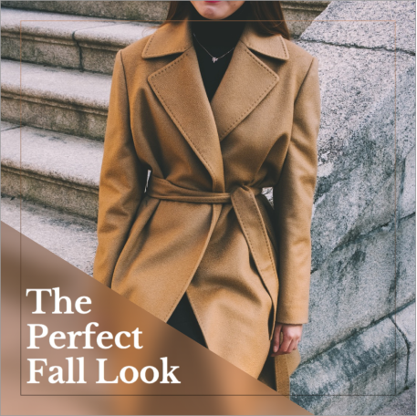 Fall fashion social post template