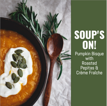 Fall soup post template