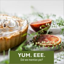 Bakery social media post template