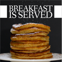 Pancake social post