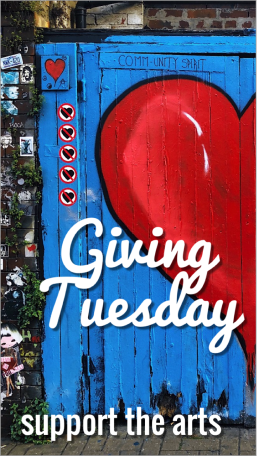 Giving Tuesday story template