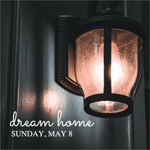 Dream home social media post template
