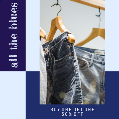 Jeans ad example