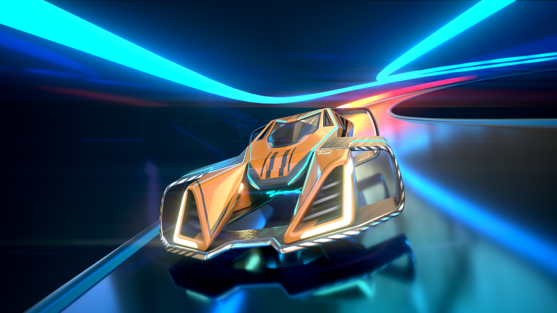 Lightstream Racer