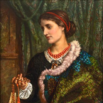 William Holman Hunt, O.M., R.W.S.