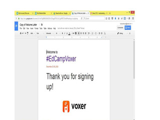 The 3 powers I learned because of Edcamp Voxer