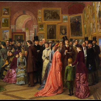 William Powell Frith, R.A.