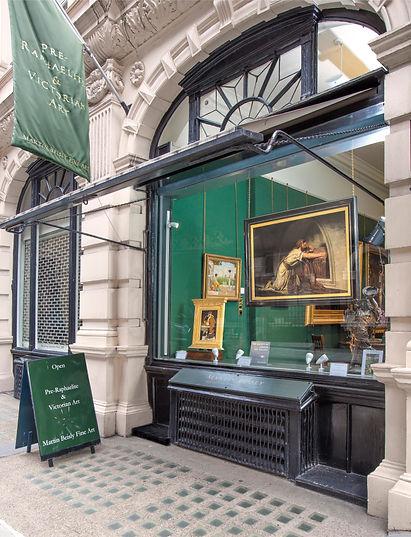 Martin Beisly Fine Art Gallery