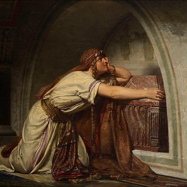 Sir Lawrence Alma-Tadema, O.M., R.A.