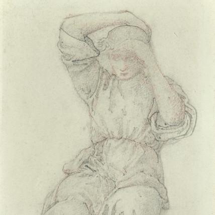 Sir Edward Coley Burne-Jones Bt, A.R.A.