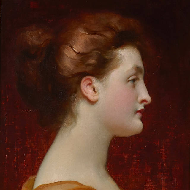 Frederic Lord Leighton, P.R.A.