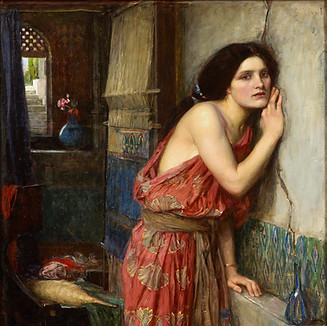 John William Waterhouse R.A.