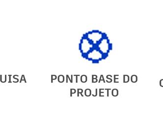 PONTOS DE REFERÊNCIA  NO REVIT