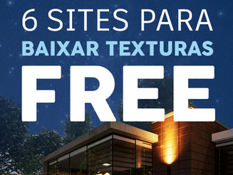 6 SITES PARA BAIXAR TEXTURAS FREE