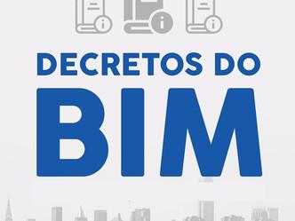 DECRETOS DO BIM NO BRASIL