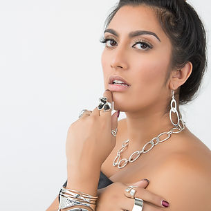 Small and Large Oval Link Set