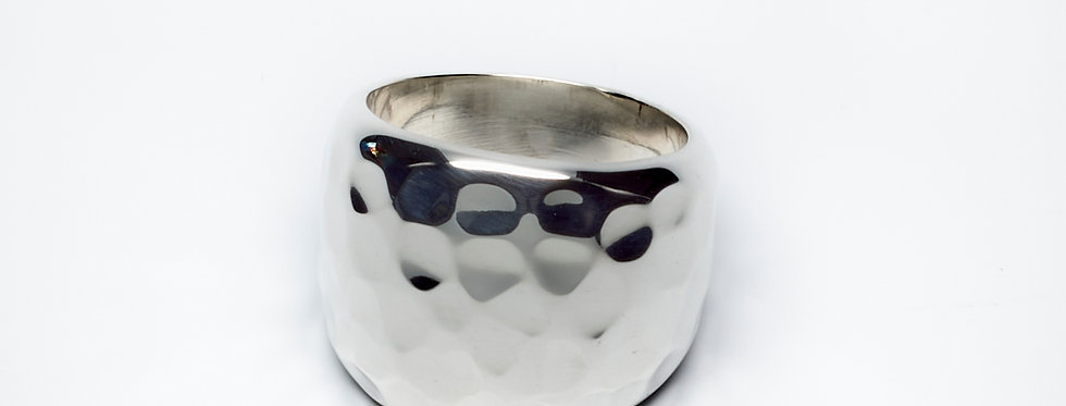 Tapered Pounded Ring