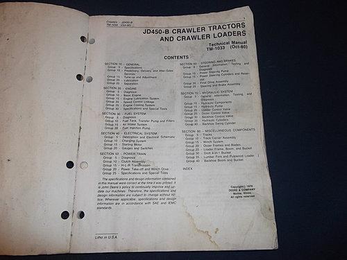 John deere manuales de taller service manuals repair manuals 57 6g publicscrutiny Image collections