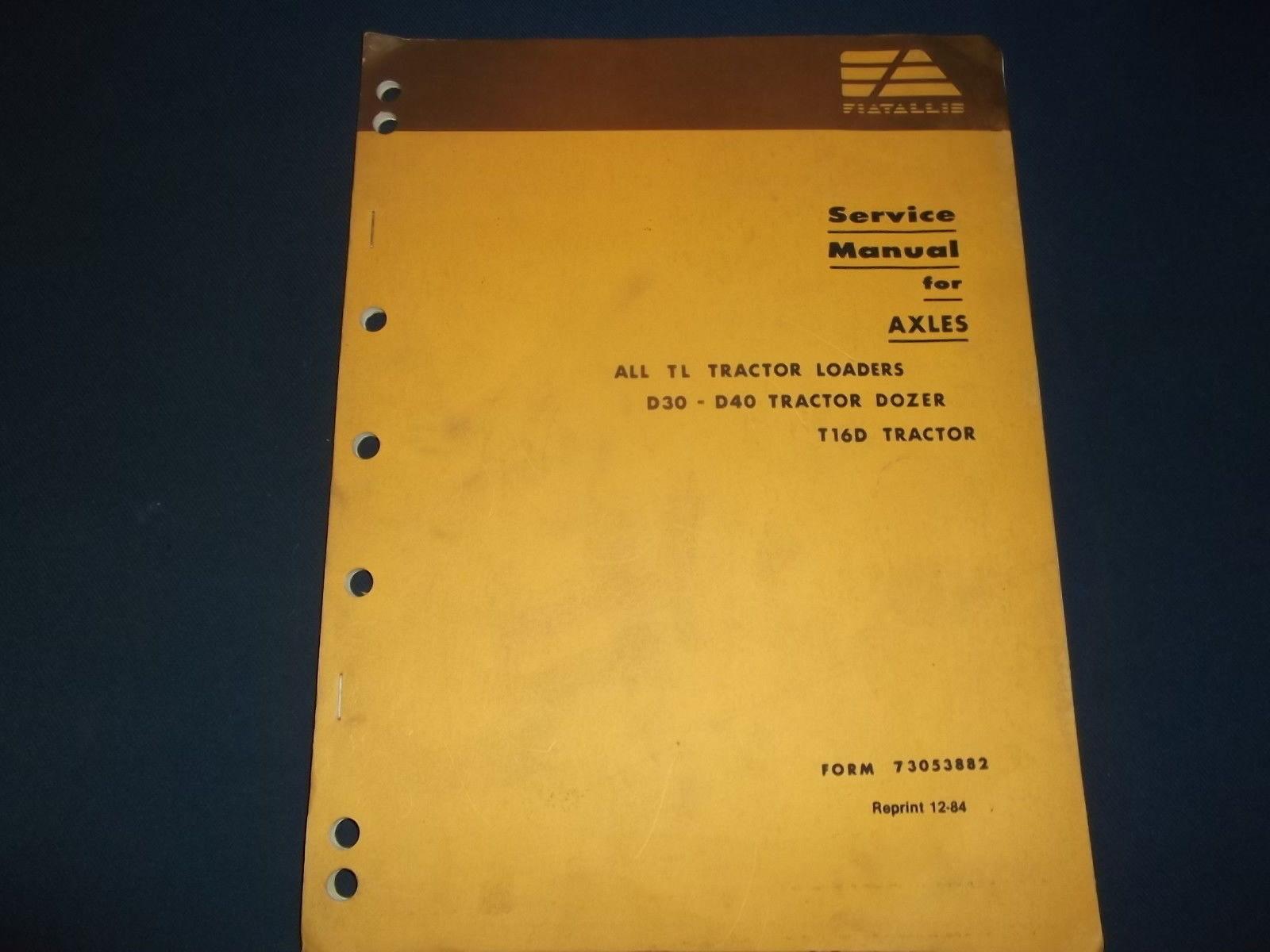 Fiat , Fiat-Hitachi, Fiat-Kobelco Workshop Service Manuals