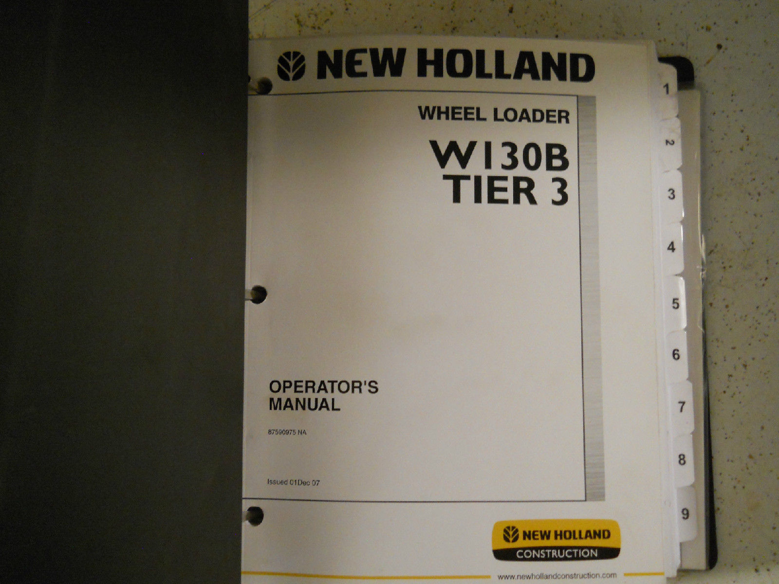 New Holland Tractor Tl Wiring Diagram on