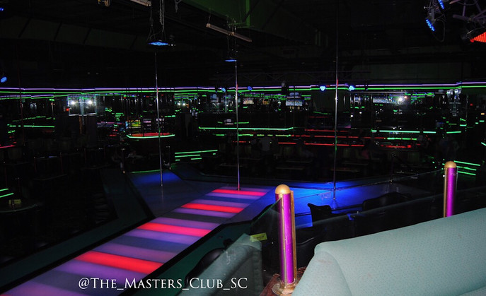 Masters Club Stage