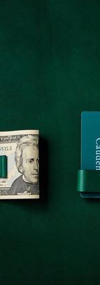 Cauden Carbon fiber moneyclip