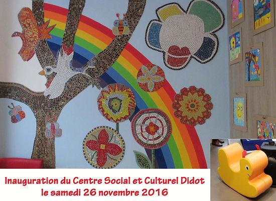200 (1) - Inauguration du Centre Social