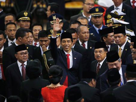 Jokowi,  een man van het volk