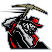 NorCal Miners Football Logo
