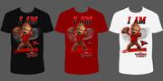 I am Groot Cardinals Shirt Design (3 Color)