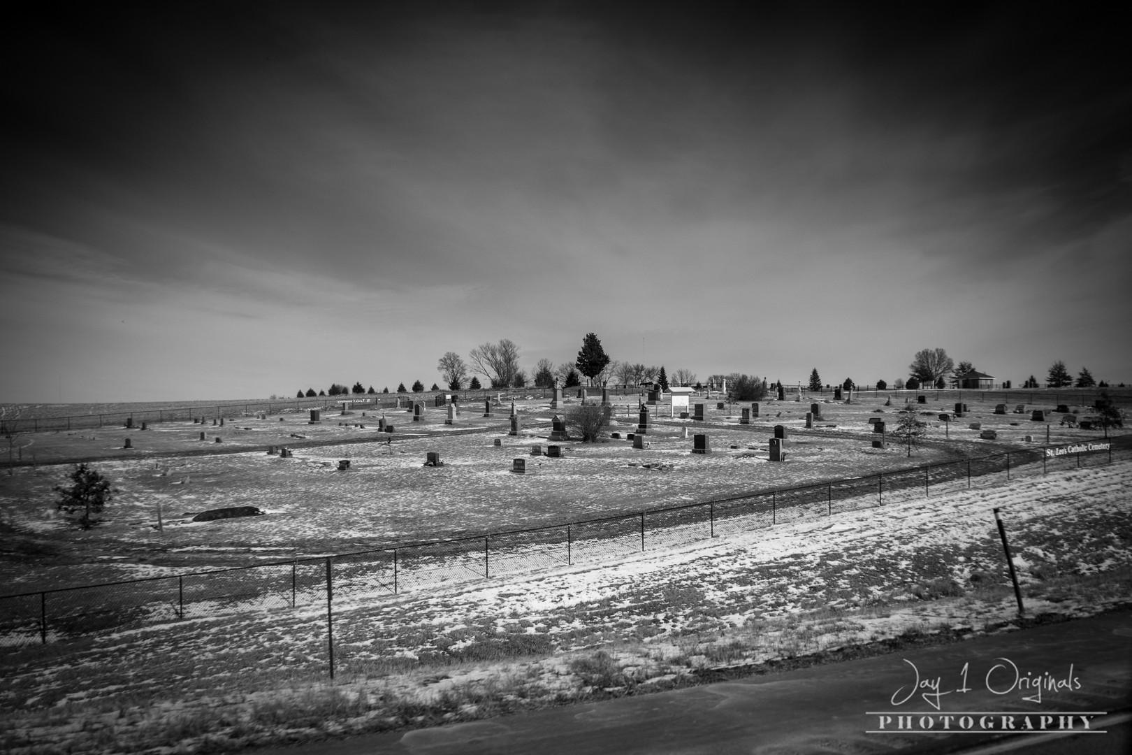 Unmarked Graveyard - Trip to Utah