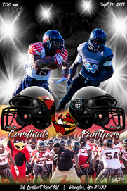 [2019] Cards vs Panthers (Game 4)