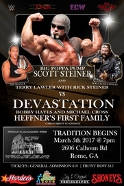RCPW flyer (Tradition Begins)