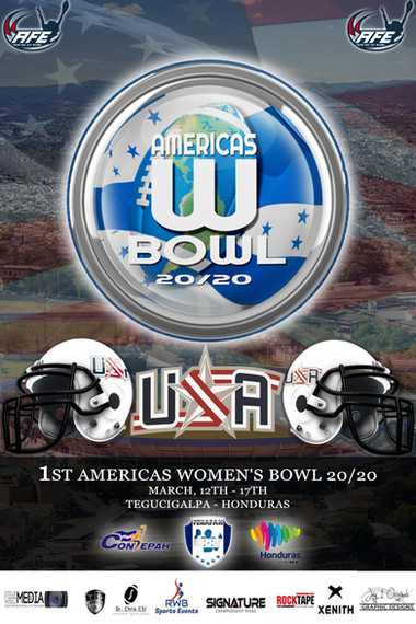 1st Americas W Bowl - Womens