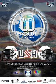 1st Americas W Bowl - Womens