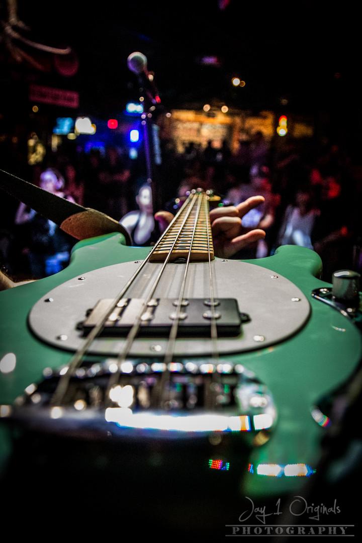 Jake Hooper Bass - Dixie Tavern